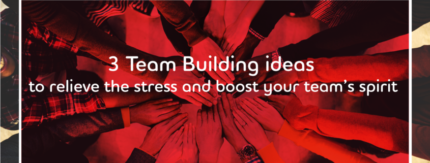 How to boost team's spirit | Team Building Ideas | Proactive Talent Solutions